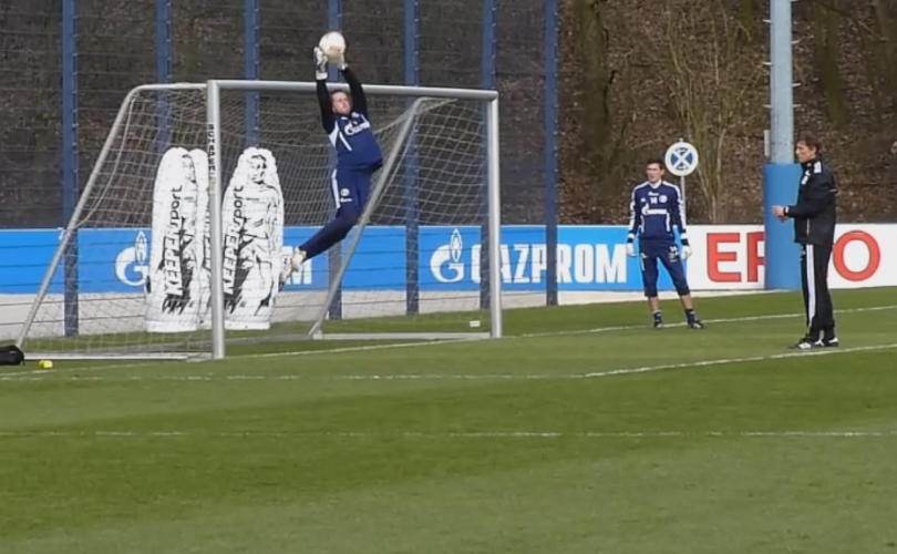 Torwart Schalke