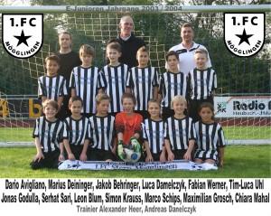 1. FC Stern Mögglingen E-Jugend