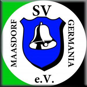 Logo SV Germania Maasdorf