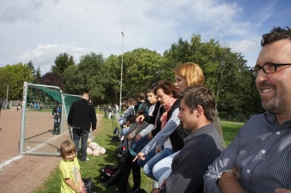Fair-Play-Liga: Kinder kicken, Eltern bleiben draußen (Foto: Uwe Jansen)