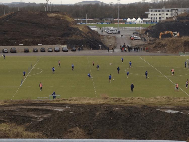 schalke_dotrmund_derby_training
