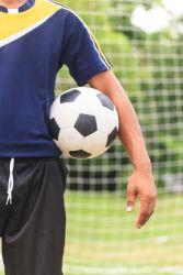 Ball unterm Arm Vorschau
