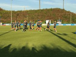 Schalke_Training_Einlaufen