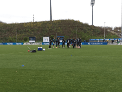 schalke_sprinttraining_team