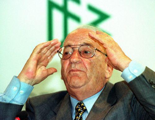 Ex-DFB-Präsident Egidius Braun
