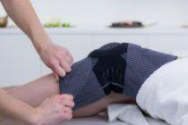 kniebandage zur behandlung bei gelenkschmerzen