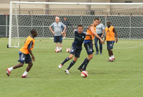 Training Chelsea 2