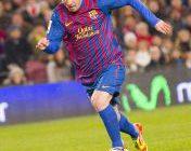 Sprint mit Ball Messi Vorschau