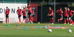 Training Freiburg