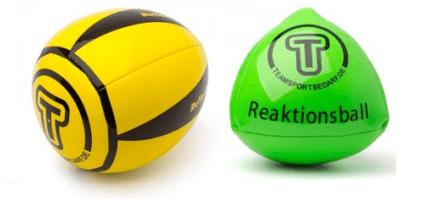 reflexreaktionsball Vorschau