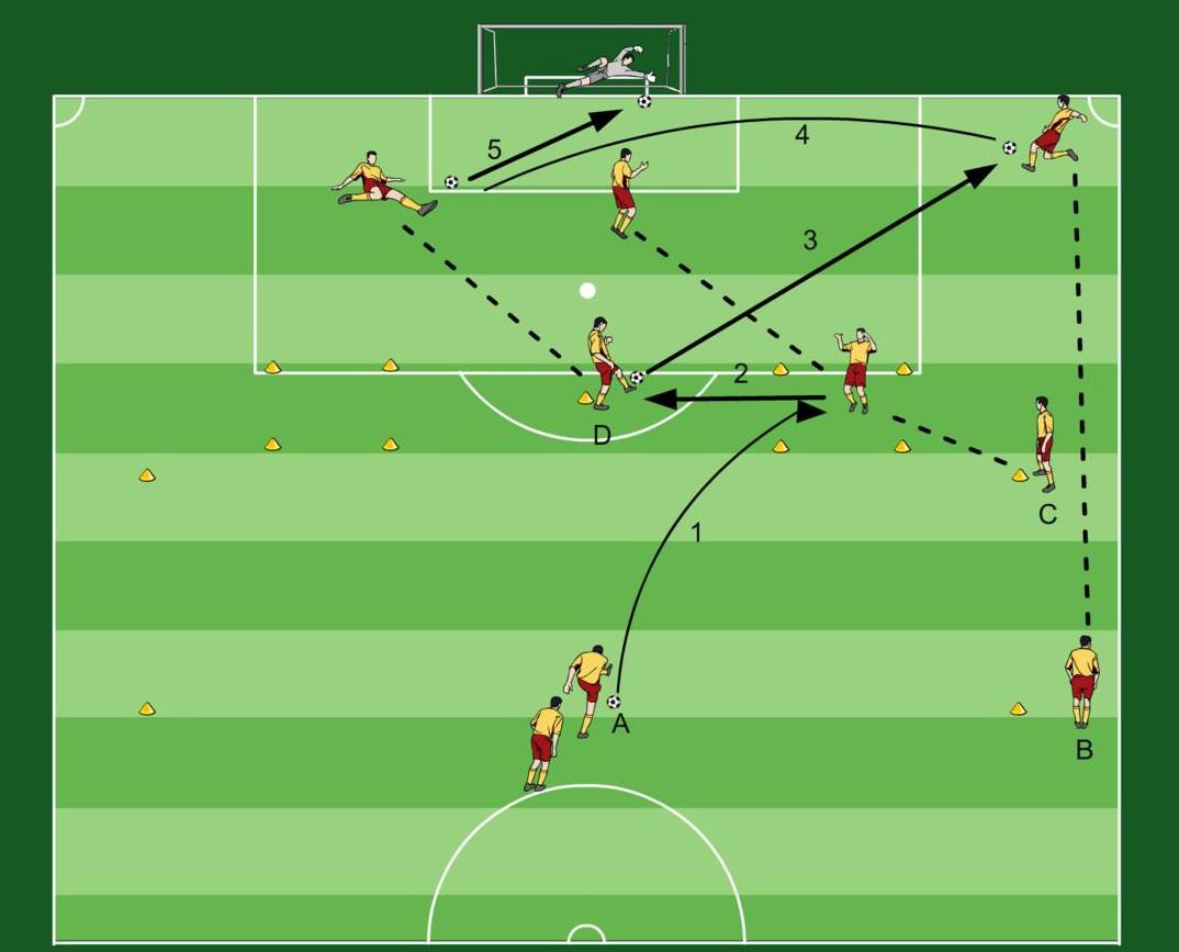 BVB Vorbereitung gegen SC Freiburg