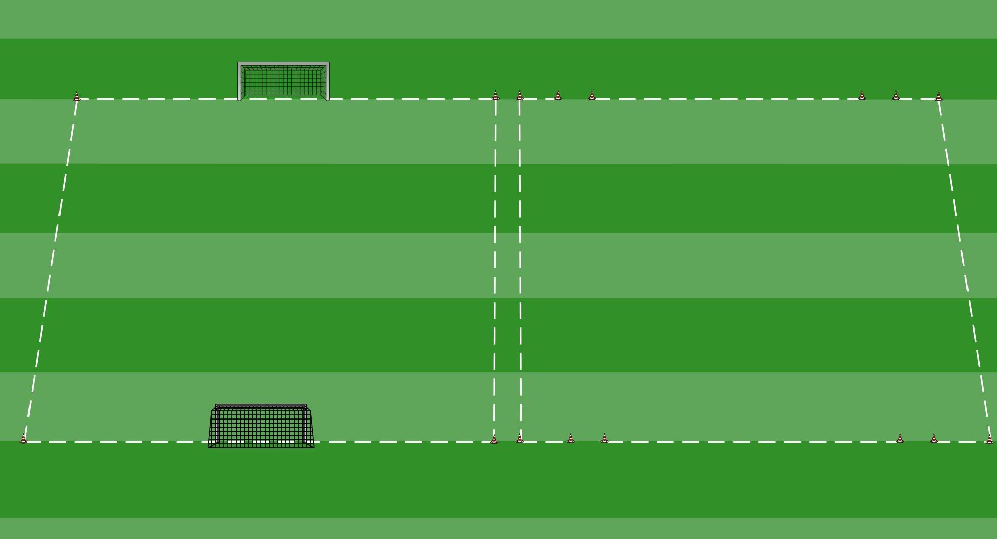 Doppelpass-Spielform