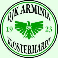 Logo DJK Arminia Klosterhardt