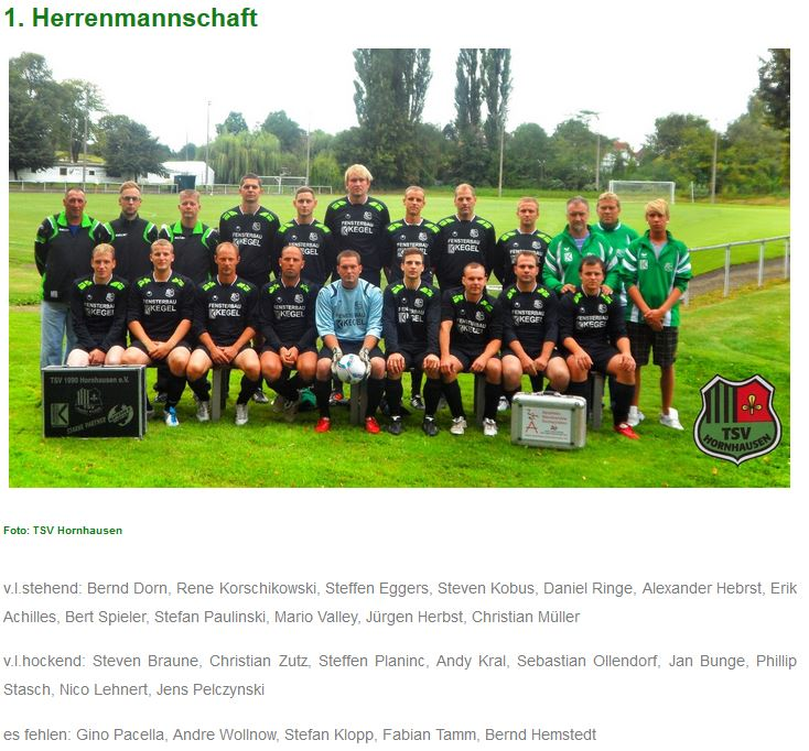 TSV Hornhausen