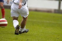Direktpassspiel im Fussball