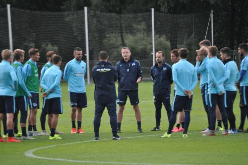 Hertha Trainerteam