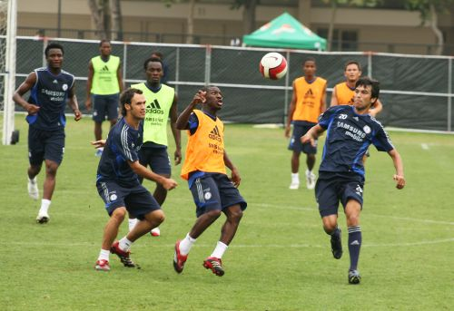 Training Chelsea 1