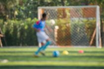 Zirkeltraining Fussball