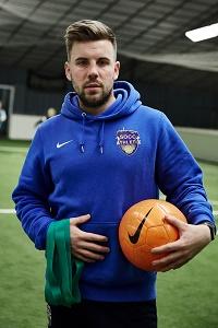 Jesper Schwarz - Reha- und Athletiktrainer im NLZ von Eintracht Braunschweig