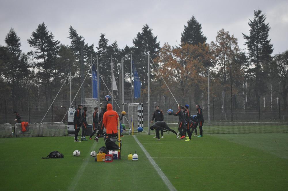 hertha_training_medizinball
