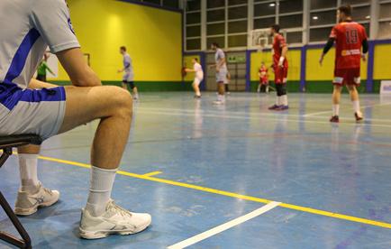 Fußball und Handball
