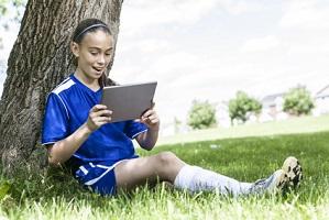 Apps im Fußballtraining