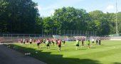 """Kölner Trainingsmix: Zwischen """"überspielten"""