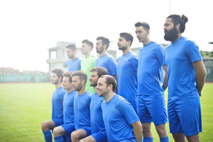 Soccer team1