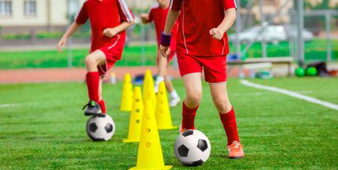 Ausdauer mit Ball trainieren und Ballgefühl steigern