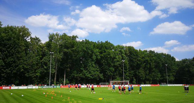 Kölner Vorbereitung: Training der fußballspezifischen Ausdauer