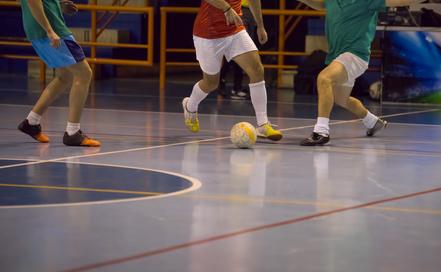 Futsal Spieler