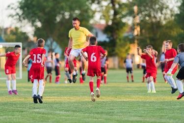Warum Fußball ohne Aufwärmen nicht möglich ist