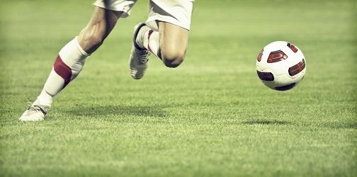 Der Meniskus: Schwachstelle im Fußballer-Knie