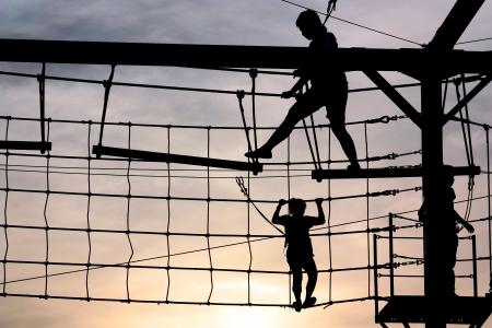 Klettern als Trainingsmöglichkeit zum fußball