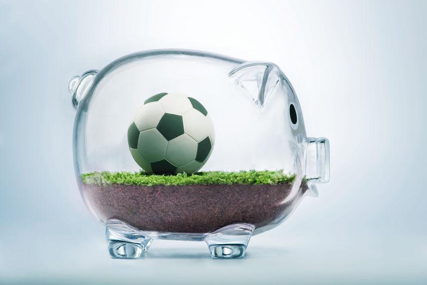 Finanzierung Fußball