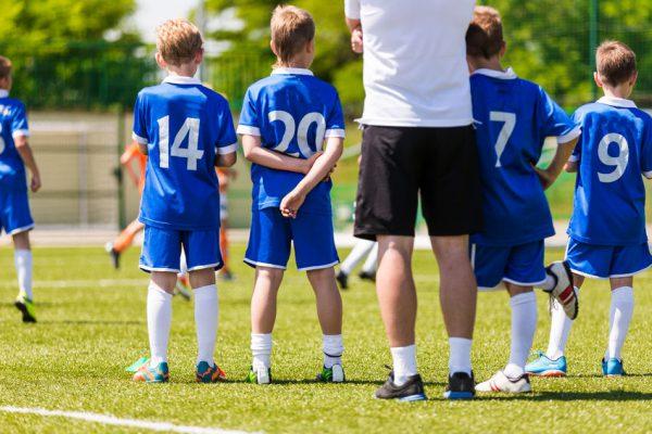 Fußballtrainer Talentsuche