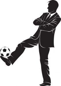 1. Fussballberuf: Der Manager