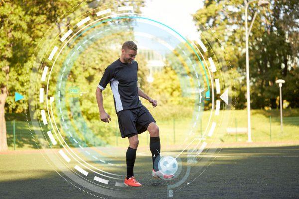 talentsichtung von spielmachern und life kinetik im Fußball