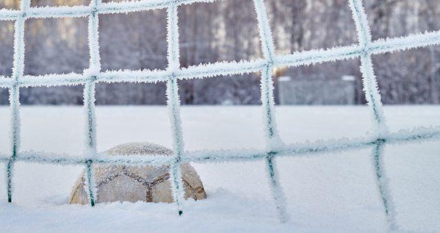 Winterzeit ist Zeit der Erkältung - Sie Sie Ihre Spieler schützen