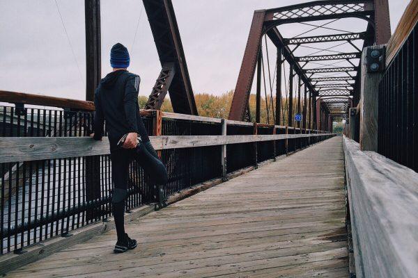 Oberschenkelmuskulatur dehnen