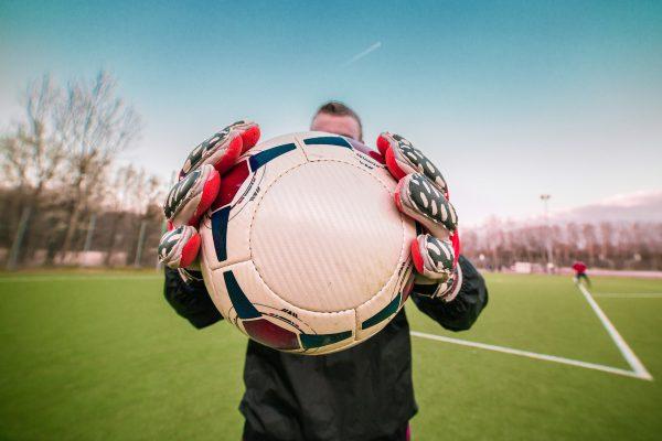 Torwart Fußball
