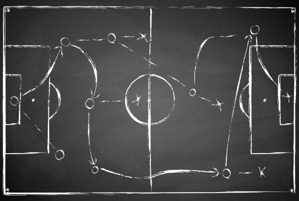 Stellungsspiel Im Fussball Verbessern So Gehts