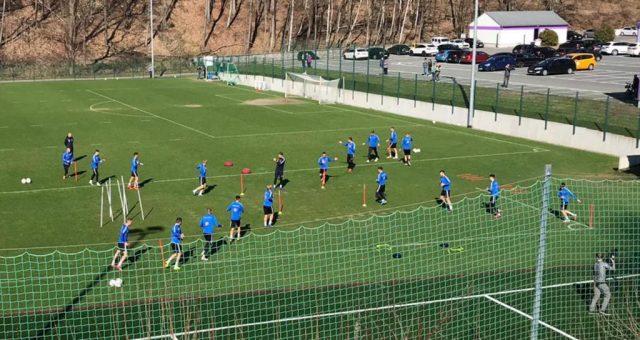 Trainingsreport FC Erzgebirge Aue: Vorbereitung auf Dynamo Dresden