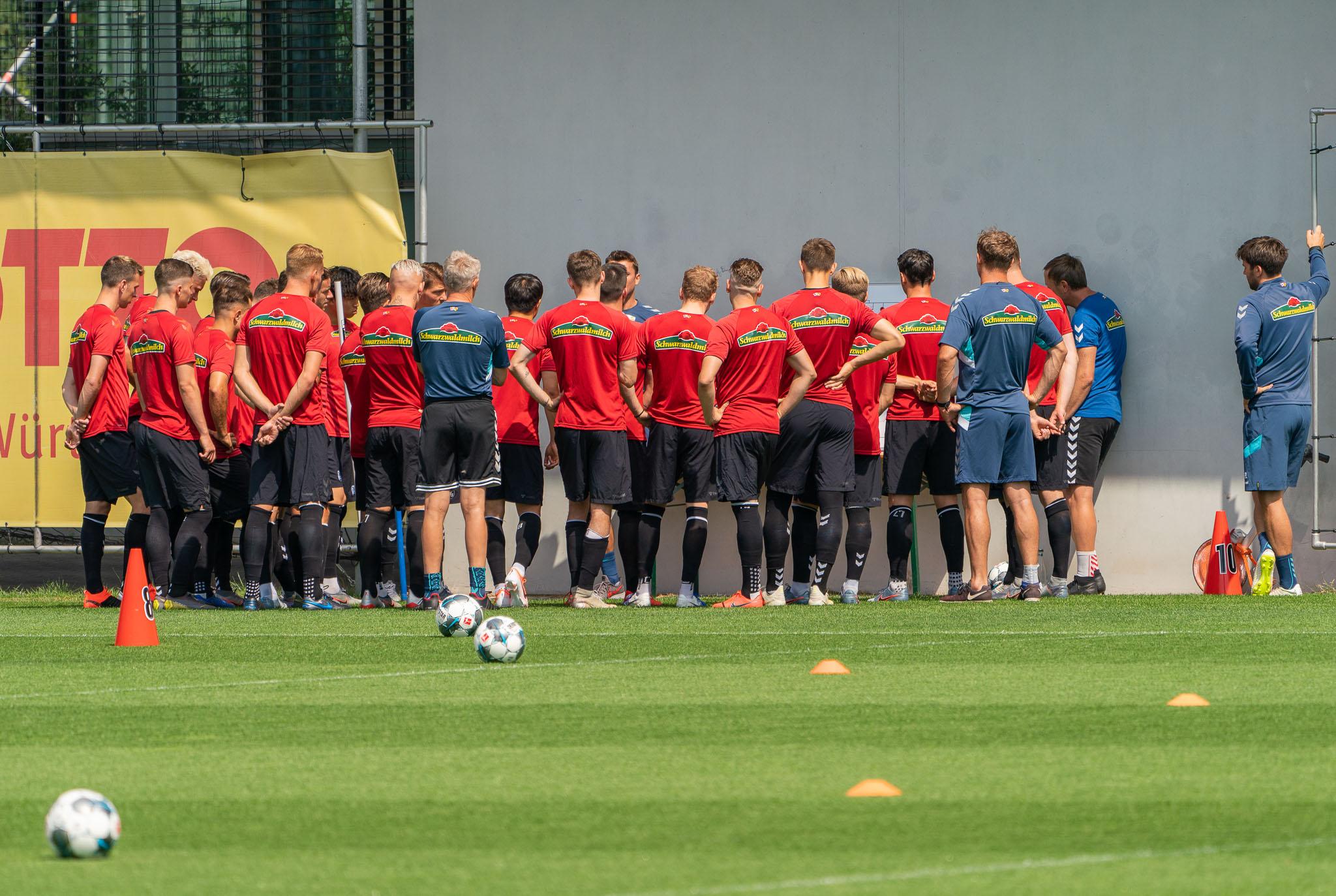Teambuilding Fußball Saisonvorbereitung