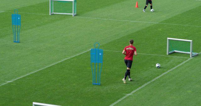 Kraftdisziplinen im Fußball (Maximalkraft, Schnellkraft, Kraftausdauer)