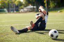 was kannst du gegen stumpfe Verletzungen im Fussball tun?