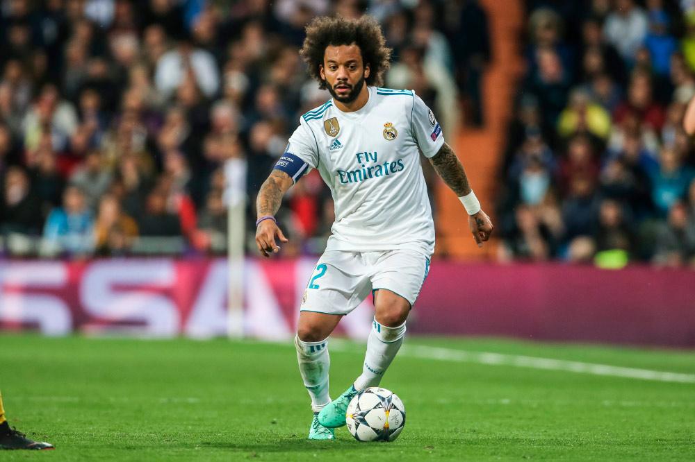 Marcelo Außenverteidiger Real Madrid