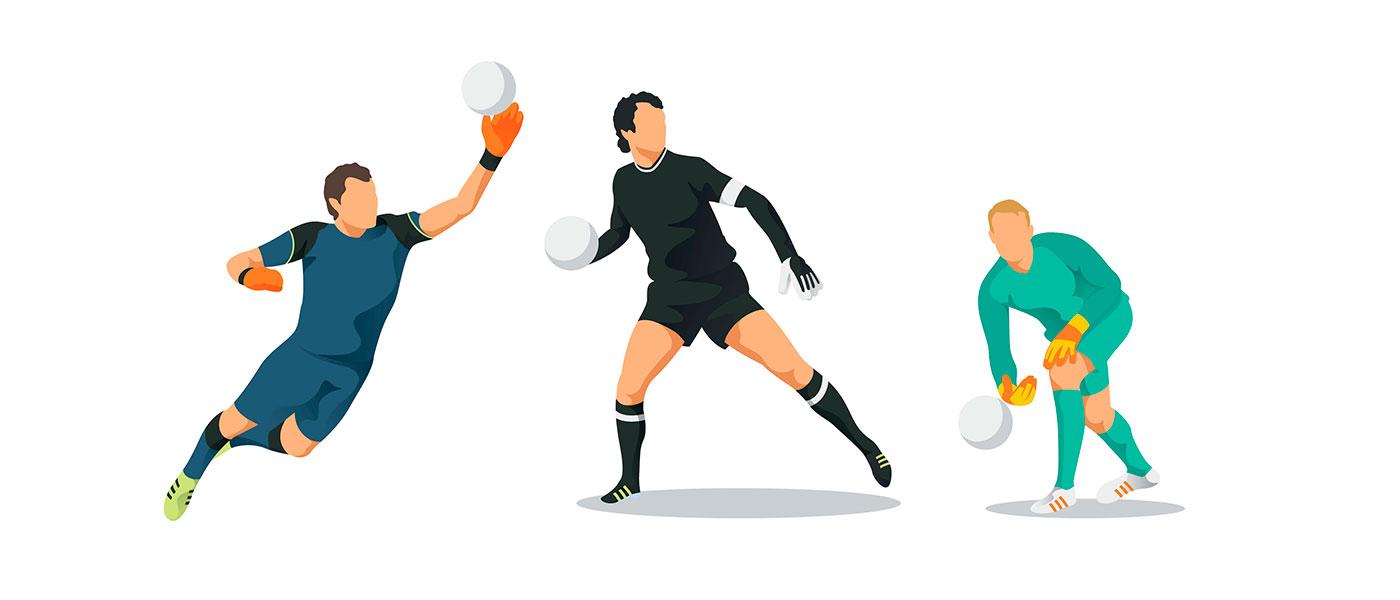 Torhüter im Fussball