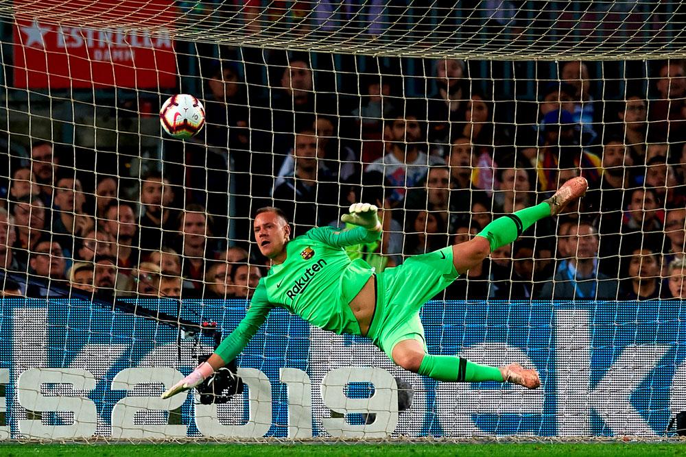 Marc-Andre Ter Stegen- FC Barcelona