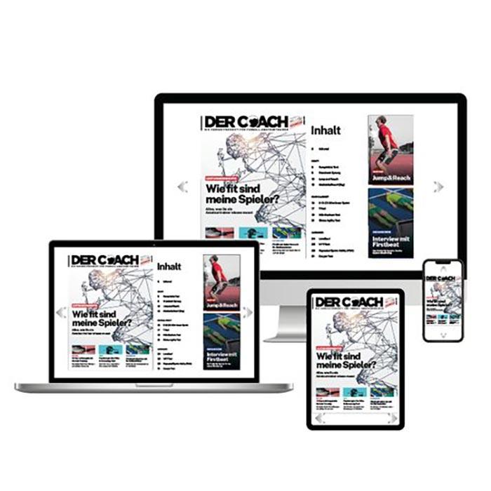 Der Coach - Fussballfachzeitung für Amateurtrainer